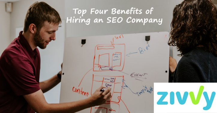 Top Four Benefits of Hiring an SEO Company