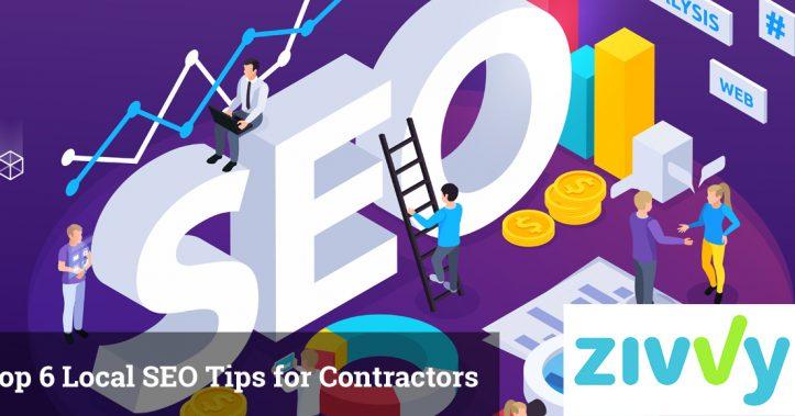 Top 6 Local SEO Tips for Contractors