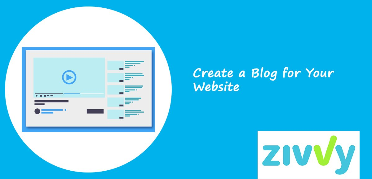 Create a Blog for Your Website