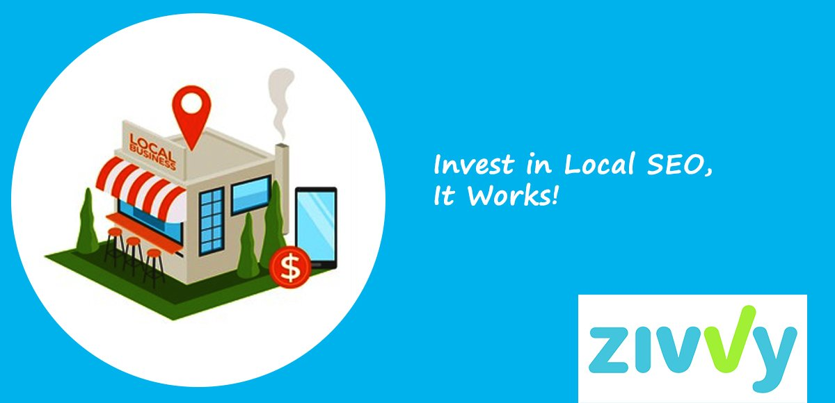 Invest in Local SEO, It Works!