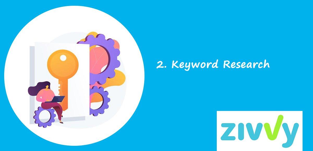 2. Keyword Research