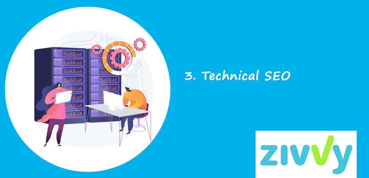 3. Technical SEO