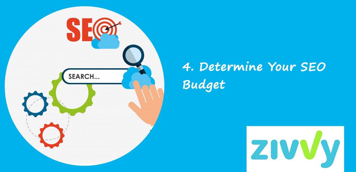 Determine Your SEO Budget