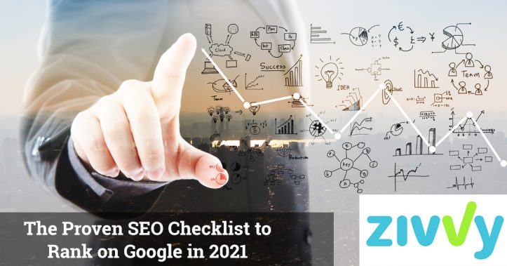 The Proven SEO Checklist to Rank on Google in 2021