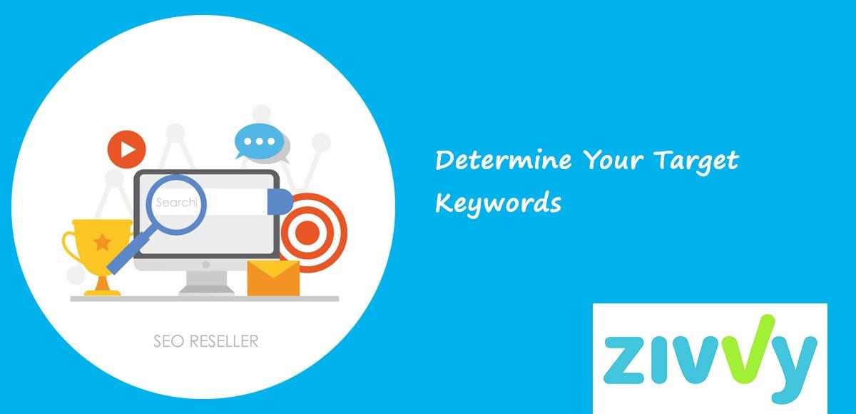 Determine Your Target Keywords