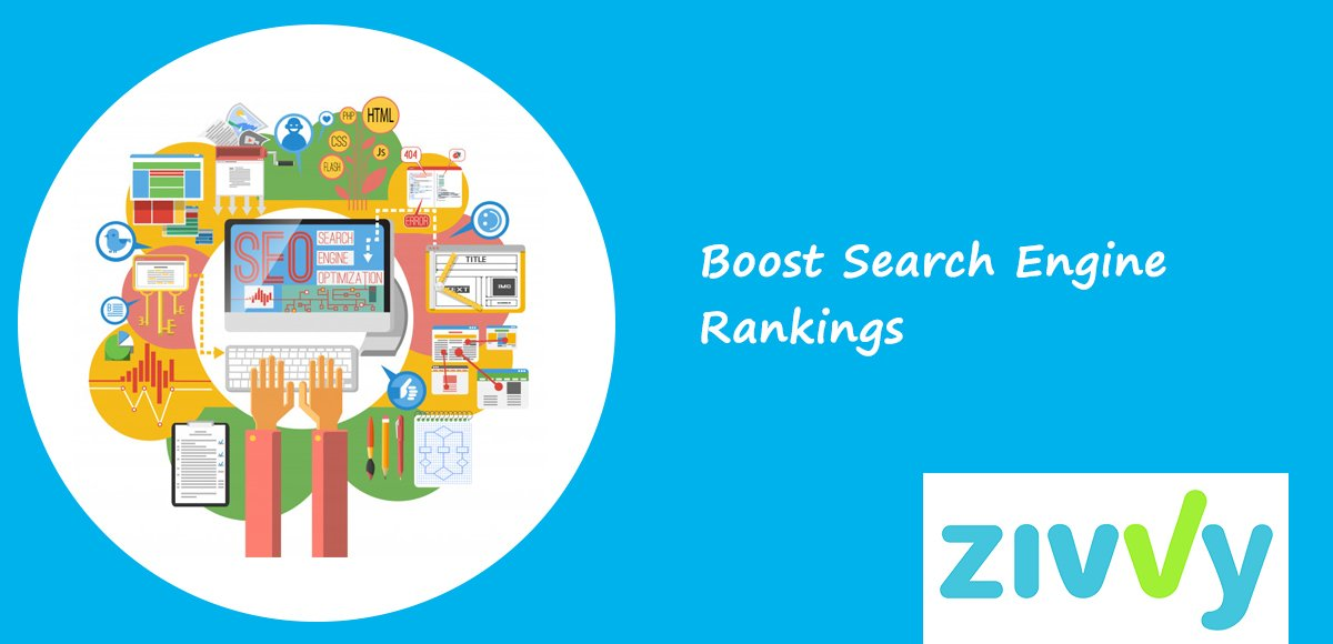 Boost Search Engine Rankings