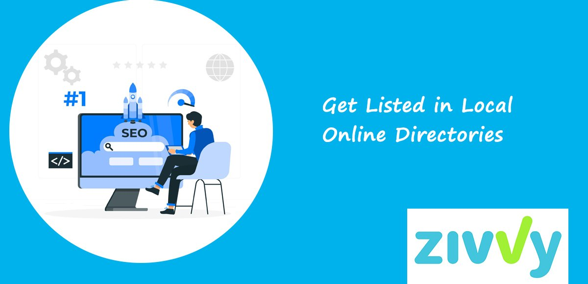 Get Listed in Local Online Directories