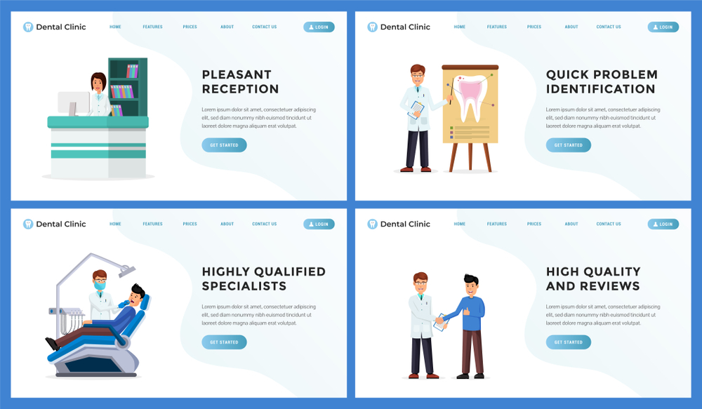 Create A Website That is Designed to Convert New Patients