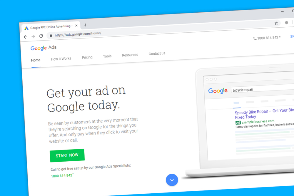 Start a Google Ads Campaign to Get Instant Traffic to Your Dental Website