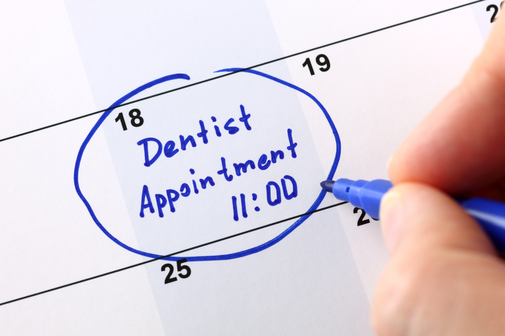 Appointments Confirmation